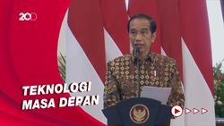 Jokowi Minta Inovator Kembangkan Teknologi Ramah Lingkungan