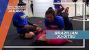 Brazilian Ju-jitsu, Olahraga Untuk Pertahanan Diri, Jakarta