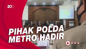 Ditunda 2 Kali, Sidang Praperadilan Habib Rizieq Akhirnya Dimulai