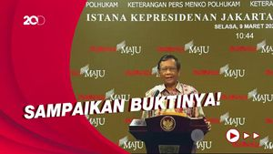 Mahfud Ungkap Sikap Jokowi Tanggapi Kesimpulan TP3 Laskar FPI