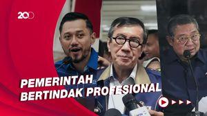 Menkumham soal KLB PD: Tolong Pak SBY dan AHY Jangan Tuding Pemerintah