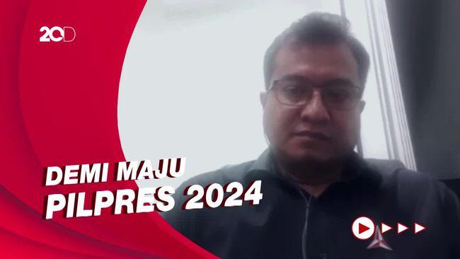 PD Sebut KLB Demokrat untuk Muluskan Moeldoko Nyapres 2024