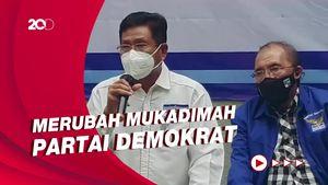 Serangan Kubu Moeldoko ke AHY: AD/ART 2020 Langgar UU Partai Politik