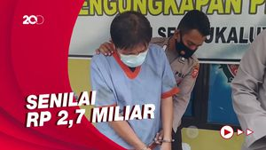 3 Tahun Buron, Pelaku Penggelapan Pajak di Cianjur Ditangkap