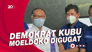 Partai Demokrat Gandeng Bambang Widjojanto, Gugat Kubu Moeldoko