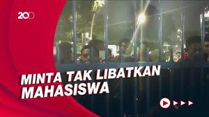 DPP Demokrat di Menteng Digeruduk Massa