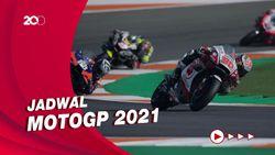 Catat! Ini Jadwal Lengkap MotoGP 2021