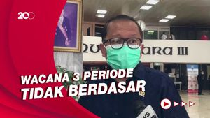 Waka MPR Nilai Tudingan Amien Rais soal Presiden 3 Periode Tak Berdasar