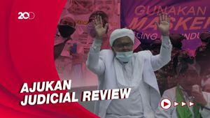 Praperadilan Gugur, Habib Rizieq Akan Ajukan Judicial Review ke MK