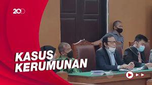 Tok! Ini Alasan Hakim Gugurkan Praperadilan Habib Rizieq Syihab