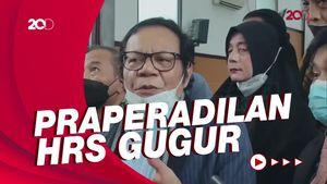 Praperadilan Habib Rizieq Gugur, Pengacara: Hakim Keliru Menafsirkan