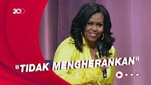 Kata Michelle Obama soal Meghan Bicara Rasisme di Kerajaan Inggris