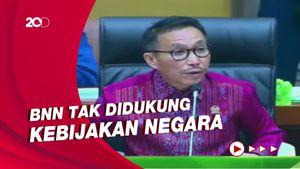 Ketua Komisi III DPR: Kalau BNN Hanya Pelengkap, Bubarkan Saja!