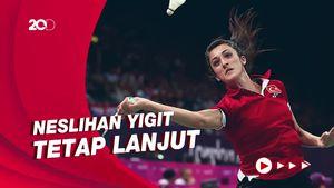 Atlet Turki ini Lanjut di All England Meski Sepesawat dengan Tim RI