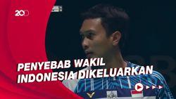 Seluruh Wakil Indonesia Didepak dari All England 2021, Ini Penjelasan PBSI