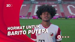 Bagus Kahfi Menggapai Mimpi di FC Utrecht