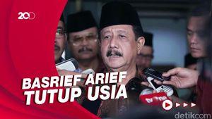 Mantan Jaksa Agung Basrief Arief Wafat