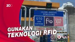 Menjajal Bayar Tol Tanpa Berhenti di Wilayah Jakarta