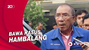 PD Kubu Moeldoko Singgung Ibas ke Kasus Korupsi Hambalang