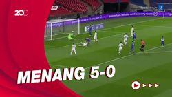 Kualifikasi Piala Dunia 2022: Inggris Bantai San Marino