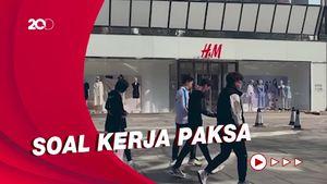 Angkat Isu Uighur, China Ancam Boikot H&M Hingga Nike