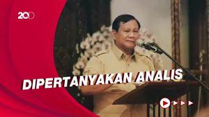 Prabowo Berani Tunjuk Kader Gerindra Maju di Pilpres?