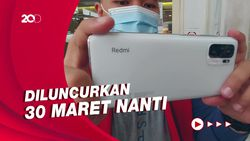 Mengintip Kecanggihan Xiaomi Redmi Note 10!