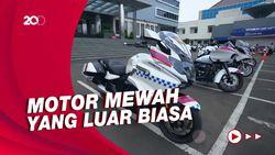 Intip Kecanggihan dan Mewahnya Motor Pengawal Jokowi