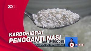 Lagi Diet? Bisa Konsumsi Nasi Shirataki yang Rendah Kalori