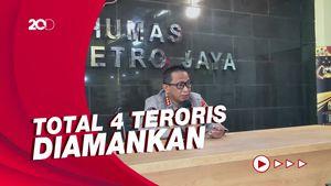 Selain Condet-Bekasi, Terduga Teroris Lain Diamankan di Ciputat-Pademangan