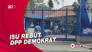 Isu Rebut Paksa Kantor DPP PD, Satgas Rajawali Perketat Penjagaan