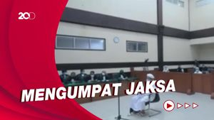 Eksepsi Rizieq Singgung Mahfud Md, Jaksa: Tak Perlu Cari Kambing Hitam