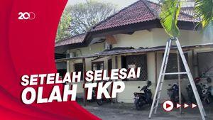 Kondisi Terkini Gereja Katedral Makassar, Lalin Sudah Dapat Dilalui