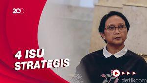 Menlu Retno Bersama Menhan Prabowo Sowan ke Jepang, Ini yang Dibahas