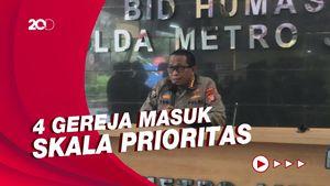 Polda Metro Siagakan 5.590 Personel Amankan Jumat Agung