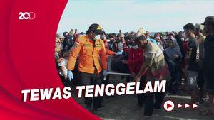 Pria yang Hilang Terseret Ombak di Polewali Mandar Ditemukan