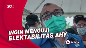 Kubu Moeldoko Mau Usung AHY di Pilgub DKI, Apa Kata Demokrat?