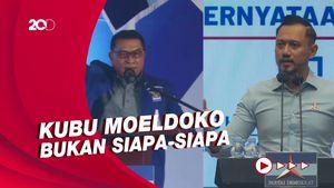 Kubu Moeldoko Tetiba Mau Usung AHY di DKI, PD: Mereka Bukan Siapa-siapa