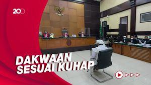 Alasan Hakim Tolak Eksepsi Habib Rizieq Syihab Kasus Kerumunan