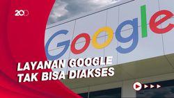 Google Down di Sejumlah Negara, Apa Penyebabnya?