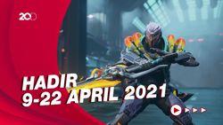 Cybercore: Commander Arthur, Skin terbaru AOV di Event Magic Dice