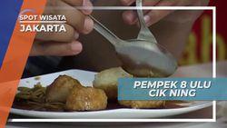 Pempek 8 Ulu Cik Ning Jakarta
