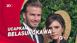 David dan Victoria Beckham Berduka atas Kepergian Pangeran Philip