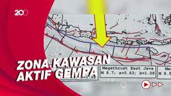 Lokasi Gempa Malang Ternyata Dulu Sering Menghantam Jatim