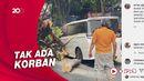 Mobil Eros Djarot Tertimpa Pohon Sehabis Ziarah