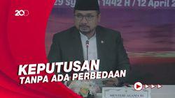 Hasil Sidang Isbat: 1 Ramadhan Jatuh pada Selasa 13 April 2021