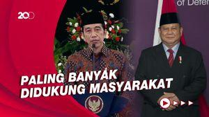 Direktur Indo Barometer Sebut Jokowi-Prabowo di 2024 Jadi Solusi