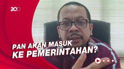 Jika PAN Masuk Kabinet, Zulkifli Hasan Diprediksi Bakal Jadi Menko