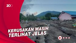 Sepekan Berlalu Jejak Siklon Seroja Masih Terlihat di Desa Nelelamandike