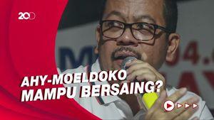 Direktur Indo Barometer Bicara Kans AHY-Moeldoko di Pilpres 2024